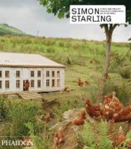 Libro Simon Starling Dieter Roelstraete , Francesco Manacorda , Janet Harbord