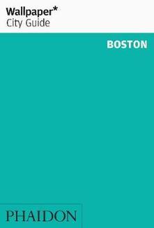 Boston. Ediz. inglese - copertina