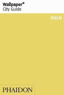 Oslo. Ediz. inglese - copertina