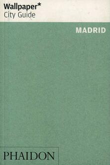 Madrid 2013. Ediz. inglese - copertina