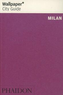 Milan 2013. Ediz. inglese - copertina