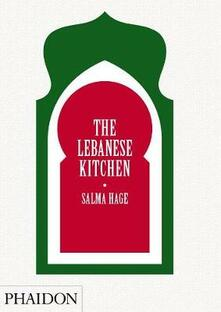 The lebanese kitchen - Salma Hage - copertina