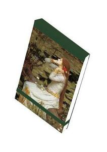 JW Waterhouse, Pocket Notepad - J. W. Waterhouse - cover