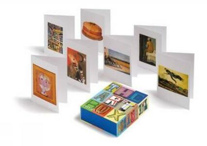 The Art Box Greeting Cards (Blue Selection) - Phaidon,Phaidon - cover