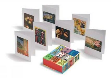 The Art Box Greeting Cards (Red Selection) - Phaidon,Phaidon - cover