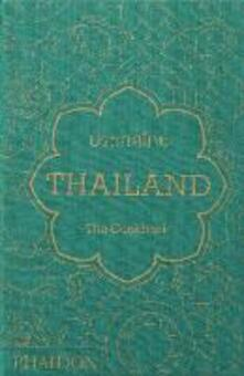 Thailand. The cookbook. Ediz. inglese - Jean-Pierre Gabriel - copertina