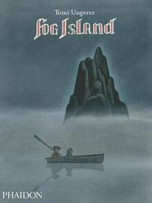 Fog Island - Tomi Ungerer - copertina