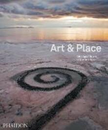 Art & place. Site-specific art of the Americas - copertina