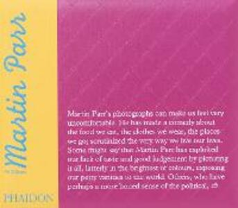 Martin Parr. Ediz. inglese - Val Williams - copertina