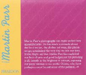 Libro Martin Parr. Ediz. inglese Val Williams