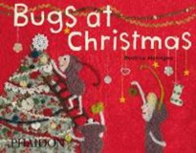 Bugs at Christmas - Beatrice Alemagna - copertina