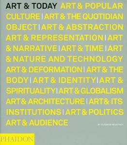Libro Art & today Eleanor Heartney