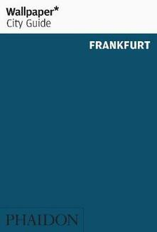 Frankfurt. Ediz. inglese - copertina