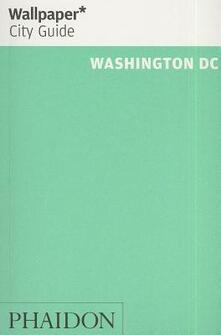 Washington DC. Ediz. inglese - copertina