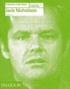 Libro Jack Nicholson. Anatomy of an actor Beverly Walker