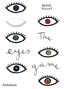 The eyes game - Hervé Tullet - copertina