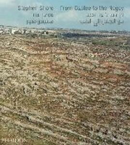 Libro From Galilee to the Negev Stephen Shore