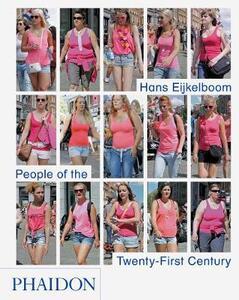 People of the twenty-first century - Hans Eijikelboom - copertina