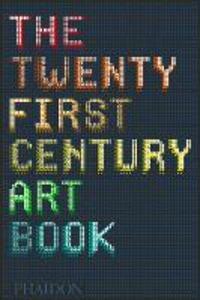 The twenty first century art book - copertina