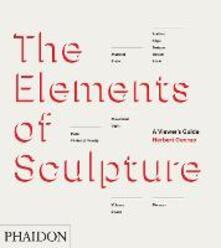 The elements of sculpture - George Herbert - copertina
