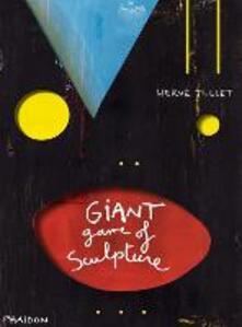 The giant game of sculpture - Hervé Tullet - copertina