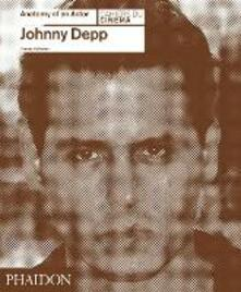 Johnny Depp. Anatomy of an actor - Corinne Vuillaume - copertina