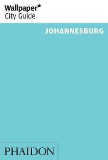 Johannesburg. Ediz. inglese - copertina