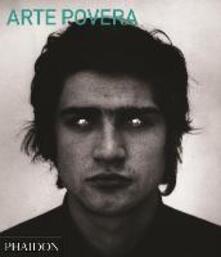 Arte povera. Ediz. inglese - copertina