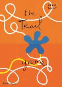 Libro The trail game Hervé Tullet 0