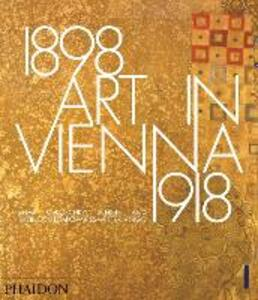 Art in Vienna 1898-1918 - Peter Vergo - copertina