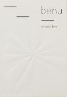 Benu - Corey Lee - copertina