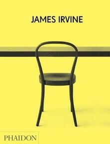 James Irvine. Ediz. inglese - copertina