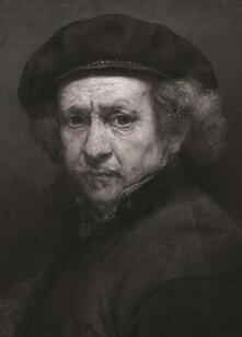 Rembrandt - copertina