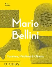 Mario Bellini - Enrico Morteo - copertina