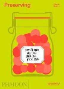 Preserving. Conserving, salting, smoking, pickling