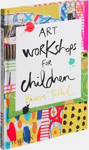 Libro Art workshops for children Hervé Tullet 1