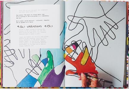 Art workshops for children - Hervé Tullet - 4