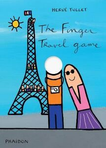 Libro The finger travel game Hervé Tullet 0