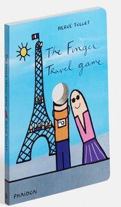 Libro The finger travel game Hervé Tullet 1