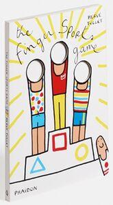 Libro The finger sports game Hervé Tullet 1