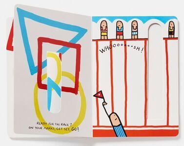 Libro The finger sports game Hervé Tullet 2
