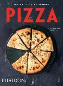 Pizza. Italian cooking school - copertina