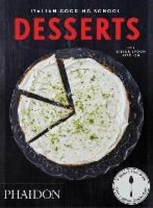 Desserts. Italian cooking school - copertina