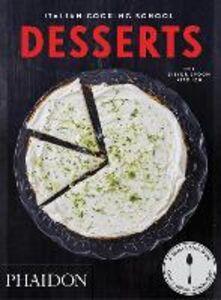 Libro Desserts. Italian cooking school  0