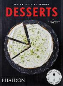 Libro Desserts. Italian cooking school  0