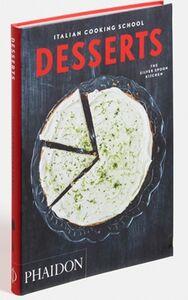 Libro Desserts. Italian cooking school  1