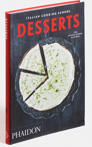 Libro Desserts. Italian cooking school  1
