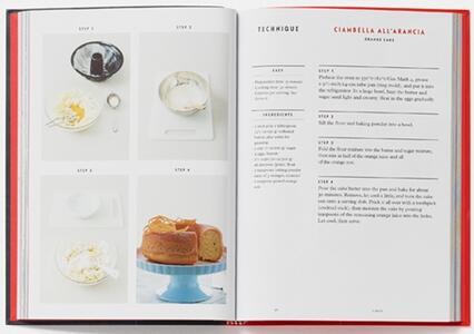 Desserts. Italian cooking school - 4