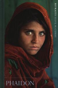 Foto Cover di Ritratti, Libro di Steve McCurry, edito da Phaidon