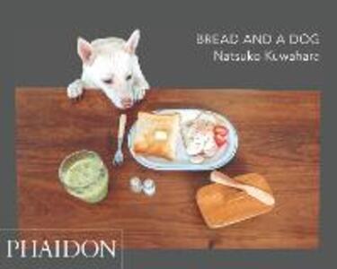 Bread and a dog - Natsuko Kuwahara - copertina